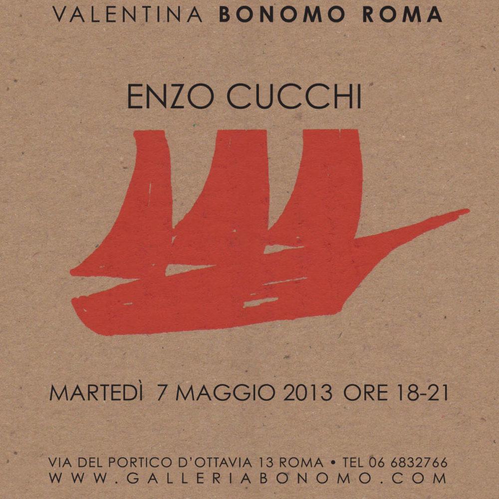 2013_Enzo Cucchi