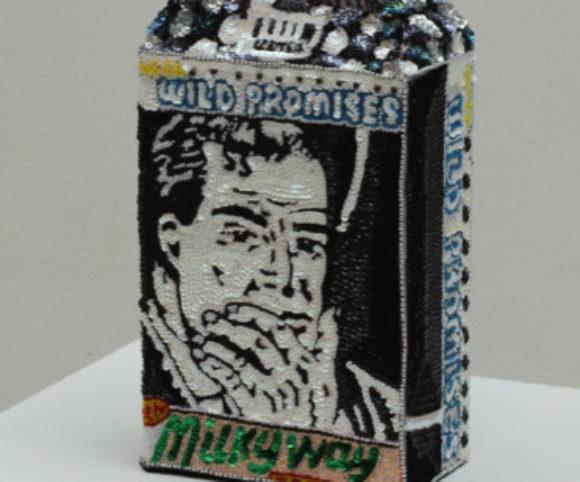 Daniel Gonzalez, FL11, Milky way Flowerpot with Wild Promises, 2012-2015