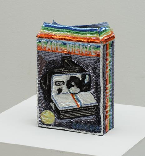 Daniel Gonzalez, FL12, Polaroid Flowerpot Fare Niente, 2012-2015