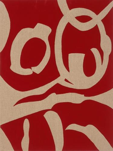 """""""Minuti e decenni"""" 2013, acrilico su tela, 80 x 60 cm"""