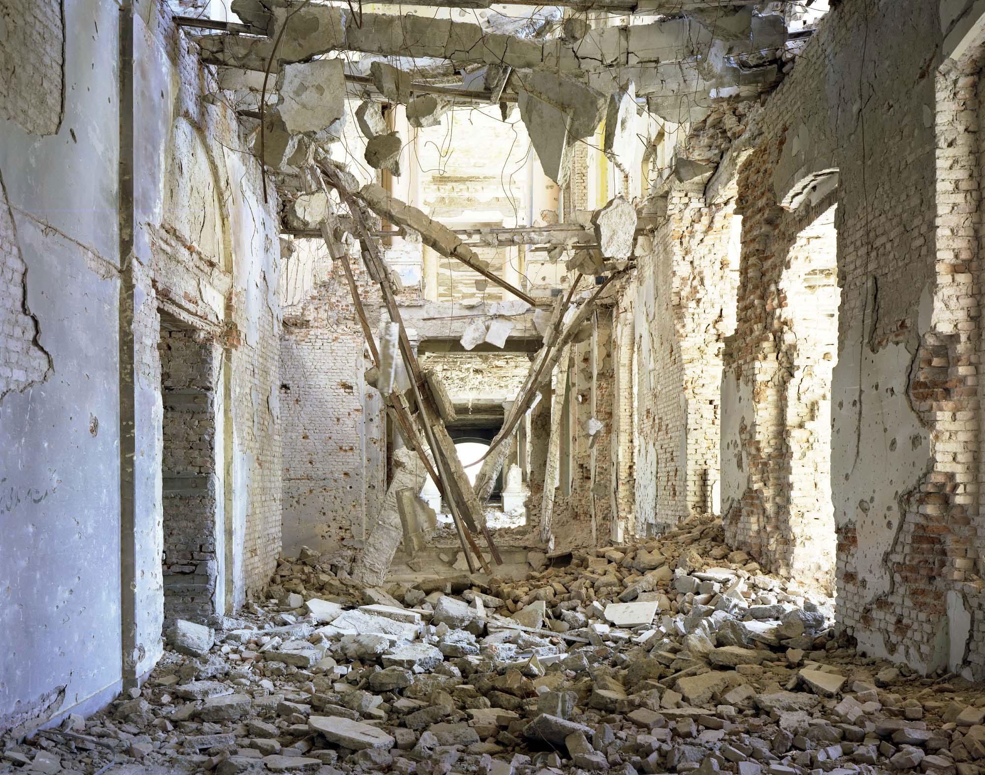 """Castle Afghanistan #9"" fotografia, ed. 5"