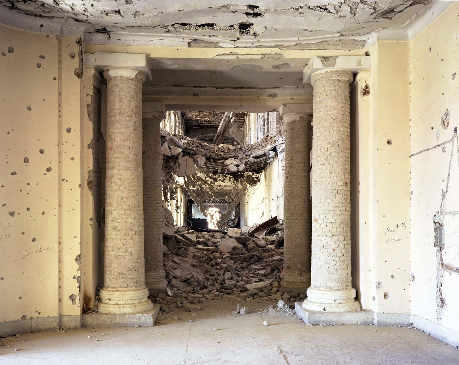 """Castle Afghanistan #38"" fotografia, ed. 5"