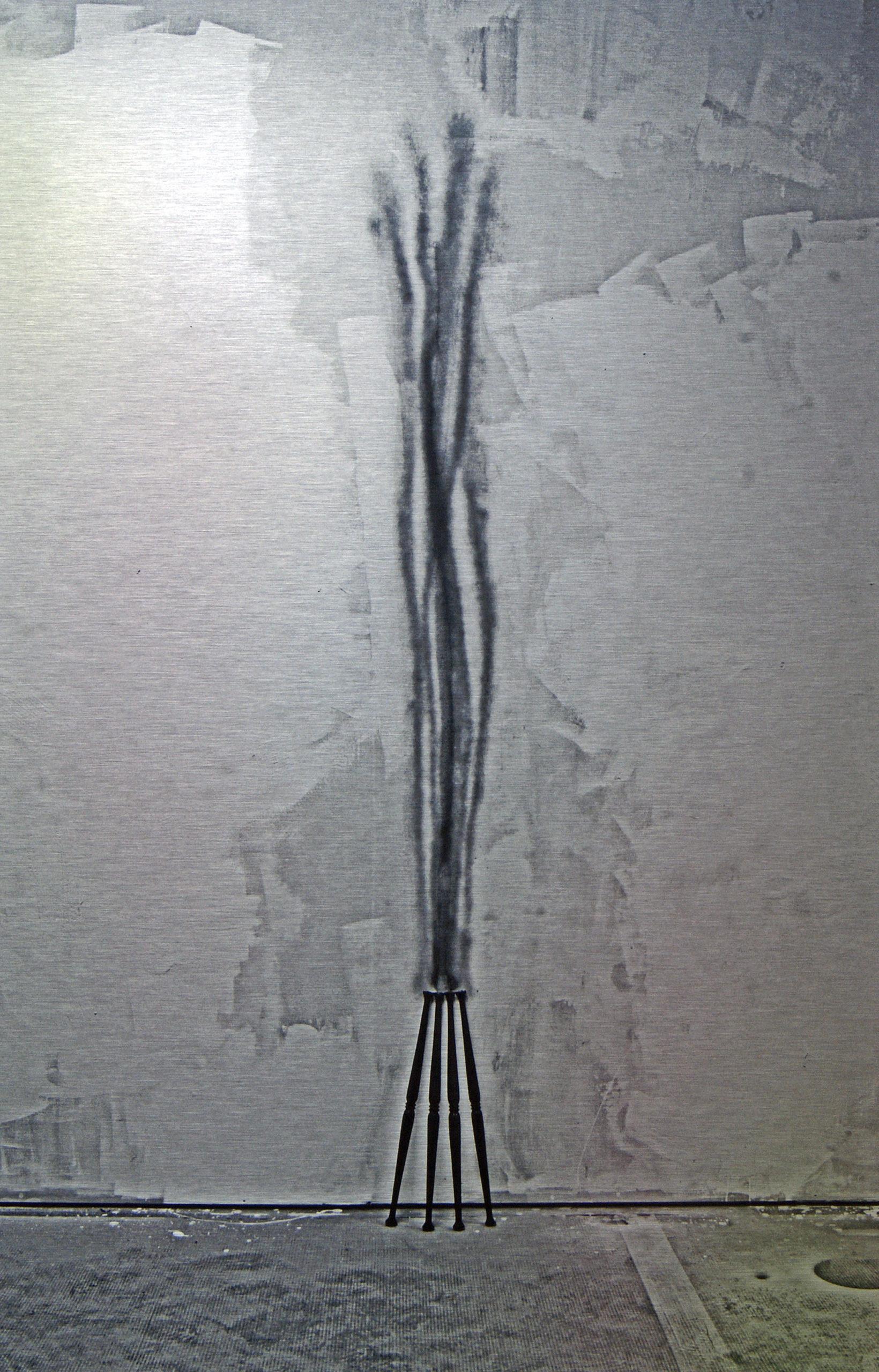 """""""Forming"""" 2015, stampa ai raggi UV su alluminio DBOND, 62.5 x 40.5 cm"""