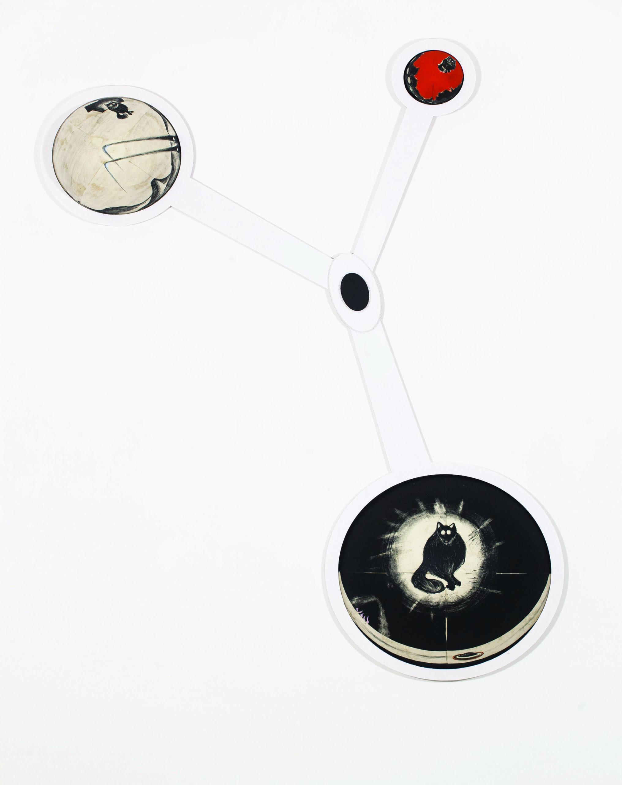 """""""Senza titolo"""" 2013, litografia su carta - Stamperia Bulla Roma, ed. 30"""