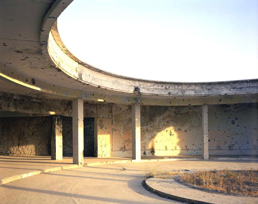"""Kabul Theater Afghanistan #41"" fotografia, ed. 5"