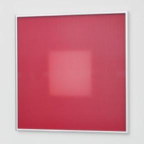 "BRIAN ENO ""Rose"" 2016, lenticolare - stampa digitale su PETG, 40.6 x 40.6 cm, ed. 100"