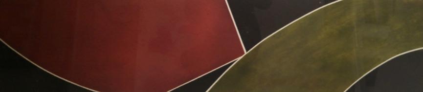 """""""Senza titolo"""" 2007, serigrafia su carta, 64 x 172 cm"""
